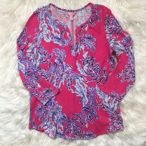 Lilly Pulitzer Tops - Lilly Pulitzer Kirby Top